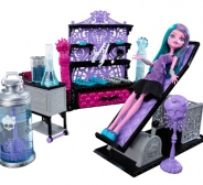 UUS-Monster High Design Chamber nukk+ komplekt