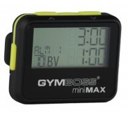 Timer, crossfit, stopper gymboss minimax