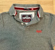 TÄNA 10€! SUPERDRY Polo, M